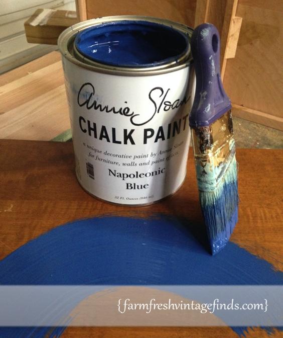 Annie-Sloan-Napoleonic-Blue-Paint